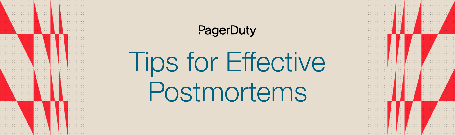 Effective Postmortems